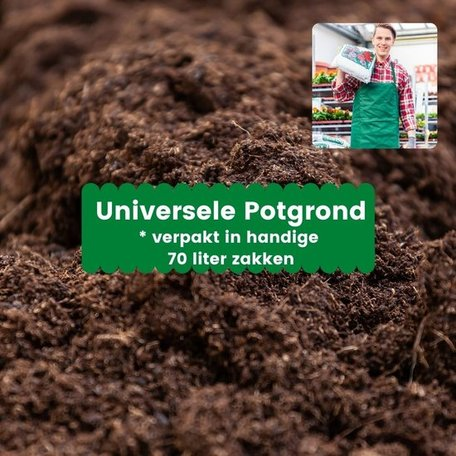 Universele Potgrond 490 liter (7 x 70 liter)