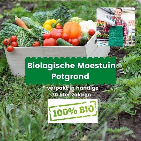 Biologische Moestuin Potgrond 490 liter (7 x 70 liter)