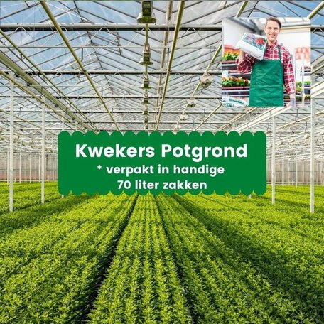 Kwekers Potgrond 980 liter (14 x 70 liter)