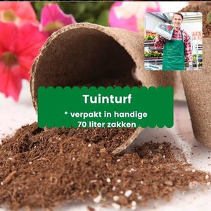 Tuinturf 980 liter (14 x 70 liter)