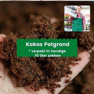 Kokos Potgrond 490 liter (7 x 70 liter)